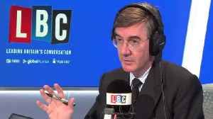 Jacob Rees-Mogg's Advice For Boris Johnson's Brexit Negotiation [Video]