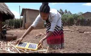Stopping child marriage with solar lanterns [Video]