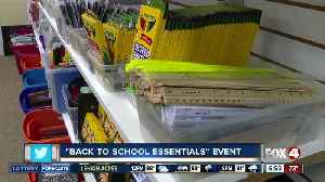 Marco Island Police collect 'Back to School' items over the weekend [Video]
