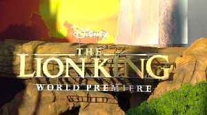 'The Lion King' becomes biggest U.S. July opening ever [Video]