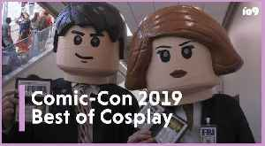 SDCC 2019   Best Cosplay Roundup [Video]