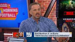 Shaun O'Hara: I 'never thought' the New York Giants would trade Odell Beckham Jr. [Video]