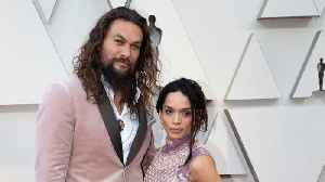 Lenny Kravitz Expresses Love For Ex-Wife's New Husband, Jason Momoa [Video]