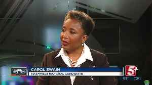 Inside Politics: Mayoral Candidate Carol Swain P.1 [Video]