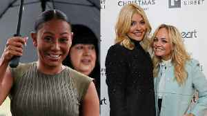 Mel B claims Emma Bunton and Holly Willoughby shared secret kiss [Video]