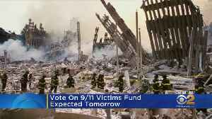 Vote On 9/11 Victim Fund Expected Tomorrow [Video]