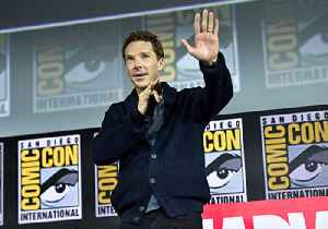 Benedict Cumberbatch 'let parents down' by becoming an actor [Video]