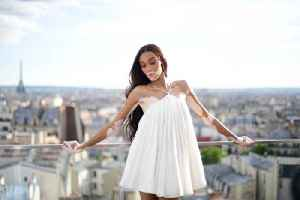 Winnie Harlow doesn't believe in role models [Video]