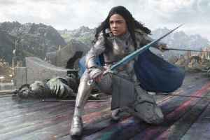 Tessa Thompson's Valkyrie to Be Marvel's First Official LGBTQ Superhero [Video]