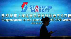 News video: China's New Tech-Based STAR Exchange Surges on First Day of Trading