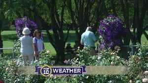 Monday Marks The Start Of Back-To-Back Top 10 Weather Days [Video]