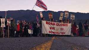Utahns Gather in 'Sacred' Ghost Town to Support Protest in Hawaii [Video]