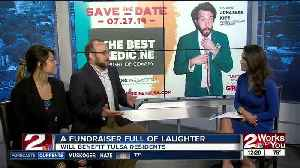 Funny fundraiser to benefit Tulsa residents [Video]