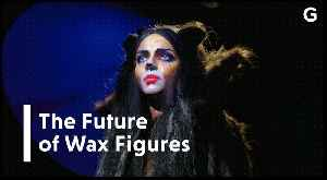 Madame Tussaud's Grizabella, The Future of Wax Figures [Video]