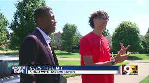 Pelicans' Jaxson Hayes takes us on a tour of his childhood home [Video]