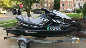 Thieves Targeting WaveRunners In Gloucester Township [Video]