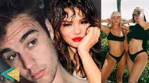 Justin & Hailey Show LOTS Of PDA For Selena's Birthday! Kylie & Sofia's Friendship EXPLAINED | DR [Video]