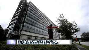 News video: Equifax to pay up to $700M in data breach settlement