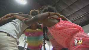 Summer Camp That Aims To Help Families Facing Economic Struggles Gives Kids New Shoes [Video]