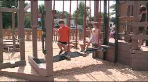 Minnesota Community has new accessible playground thanks to local alumni [Video]