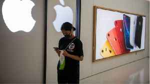 As Hong Kong Teems With Protestors, Apple Shuts, Closes Down Stores Early [Video]