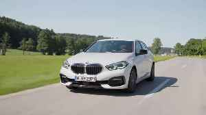 BMW 1 Series Driving in the Country [Video]