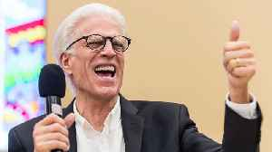 Tina Fey and Ted Danson team up for new comedy show [Video]