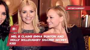 The Possible Kiss Between Emma Bunton And Holly Willoughby [Video]