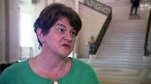 Arlene Foster: Boris Johnson 'understands' DUP [Video]
