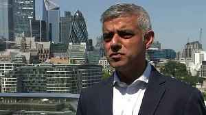Khan: Boris and I need to put London first [Video]