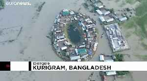 Bangladesh: More than 275,000 people affected by flooding [Video]
