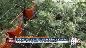 Medical marijuana or your guns: Missourians may have to choose [Video]