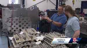 Mass. company's connection to products you use in your life: Made in Mass. [Video]