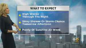 CBS 2 Weather Overnight Weather Watch (7-22-19) [Video]
