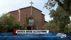 Man sues Tucson church, Episcopal diocese over abuse allegations [Video]
