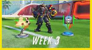 Overwatch Summer Games, Apex Cheaters & Sonic redesign - Weekly Gaming Roundup: 19 July 2019 [Video]