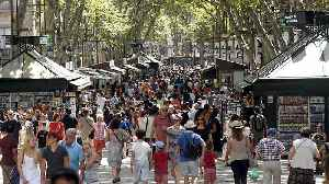 Barcelona's tourist headache as residential population declines 11% since 2015 [Video]