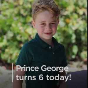 Prince George turns six [Video]