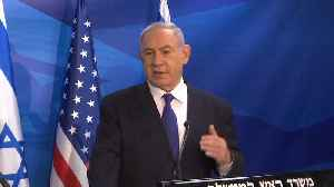 US sanctions against Iran are working: Israeli PM Benjamin Netanyahu [Video]