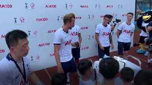 Football fans in China sing 'happy birthday' to Harry Kane [Video]