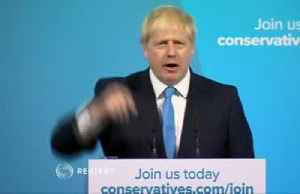 News video: New UK premier Boris Johnson promises to deliver Brexit