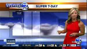 Tuesday Super 7-Day Forecast [Video]