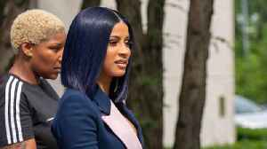 Cardi B worries fans with death wish [Video]