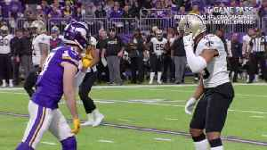 Game Pass Film Session: Minnesota Vikings wide receiver Adam Thielen breaks down the perfect high-point catch [Video]