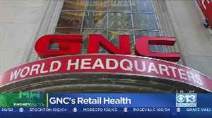 GNC Closing Nearly 1,000 Of Its Stores [Video]