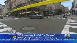 Advocates Seek Traffic Safety State Of Emergency After Tourists Killed In San Francisco Crash [Video]