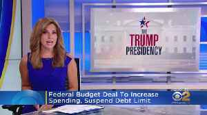News video: White House, Congressional Dems Reach Budget Deal