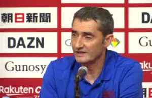 New signing Griezmann is 'doing well' says coach Valverde [Video]