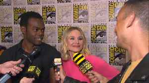 'The Good Place' Cast On The Impact Of The Show [Video]