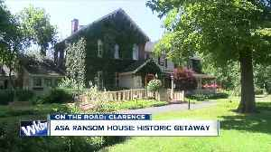 Quaint Asa Ransom House offers old-fashioned hospitality to guests from near and far [Video]